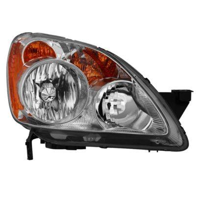 ( OE ) Honda CR-V 05-06 Passenger Side Halogen Headlight - OE Right