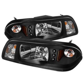 HD-YD-FM87-1PC-LED-BK