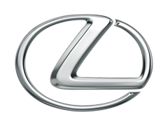 Lexus Chrome Headlight Trim