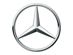 Mercedes Benz Chrome Headlight Trim