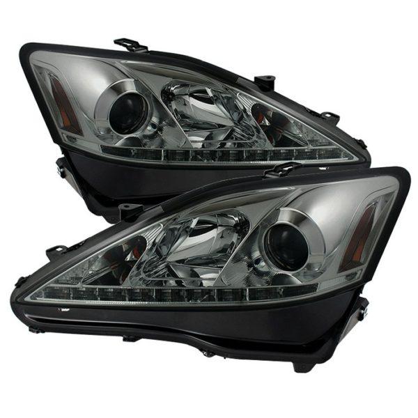 Spyder ) Lexus IS300 01-05 Projector Headlights - Xenon/HID