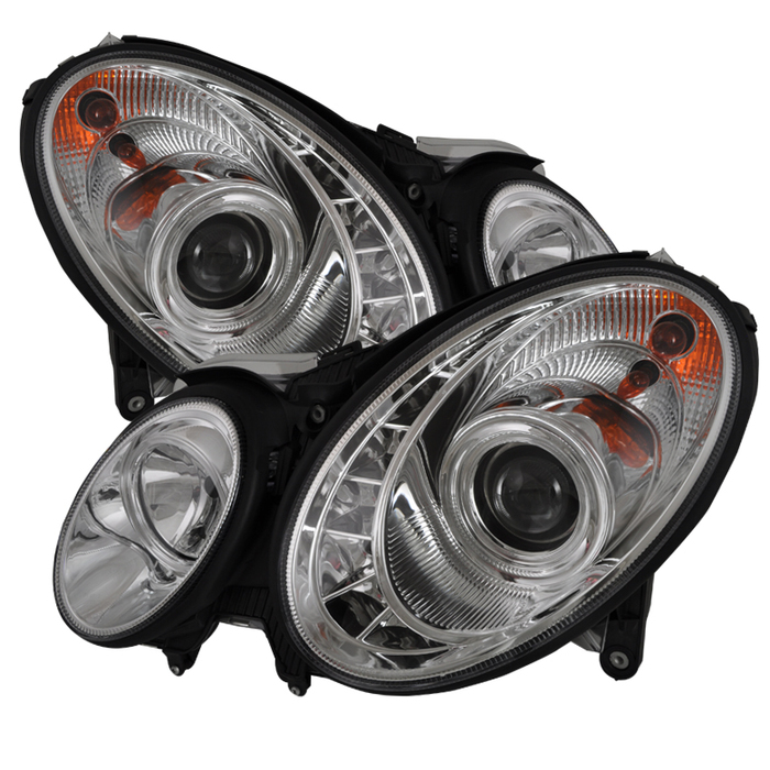 Mercedes Benz E-Class Auto Headlights LED Projector