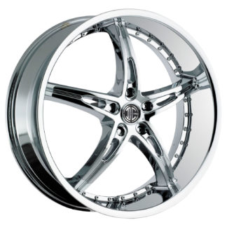 2Crave No. 14 Chrome Custom Wheel