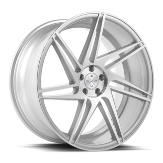 The Blaque Diamond Model BD 1 Custom Wheel presents a destinct innovative style to seperate your vehicle from the rest. Blaque Diamond Wheels are designed in the U.S.A. and offered globally to high-end luxury