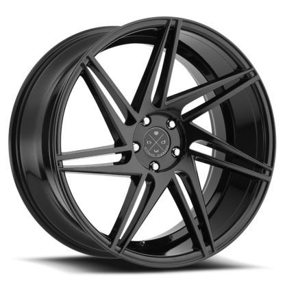 Blaque Diamond Wheel / Model BD-1 Glossy Black