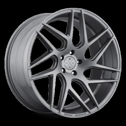 Blaque Diamond Wheel / Model BD-3 / Matte Graphite