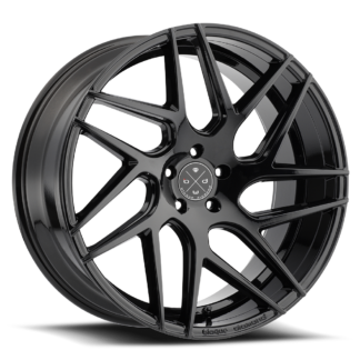 The Blaque Diamond Model 3 Custom Wheel presents a destinct innovative style to seperate your vehicle from the rest. Blaque Diamond Wheels are designed in the U.S.A. and offered globally to high-end luxury