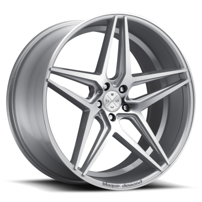 The Blaque Diamond Model BD 8 Custom Wheel presents a destinct innovative style to seperate your vehicle from the rest. Blaque Diamond Wheels are designed in the U.S.A. and offered globally to high-end luxury