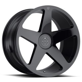 Blaque Diamond Wheel / Model BD-15 / Glossy Black
