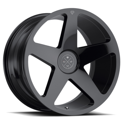 Blaque Diamond Wheel / Model BD-15 / Glossy Black