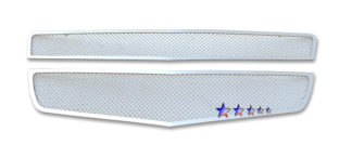 Mesh Grille 2009-2012 Chevy Traverse  Main Upper Chrome