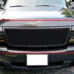 GR03LFE76H 1.8mm Wire Mesh Rivet Style Grille 2005-2006 Chevy Silverado 1500 HD
