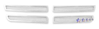 Mesh Grille 2011-2014 Dodge Avenger  Main Upper Chrome