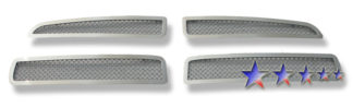 Mesh Grille 2011-2014 Dodge Charger Main Upper Chrome Not For SRT Model
