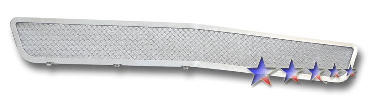 Mesh Grille 2010-2013 Acura MDX  Lower Bumper Chrome