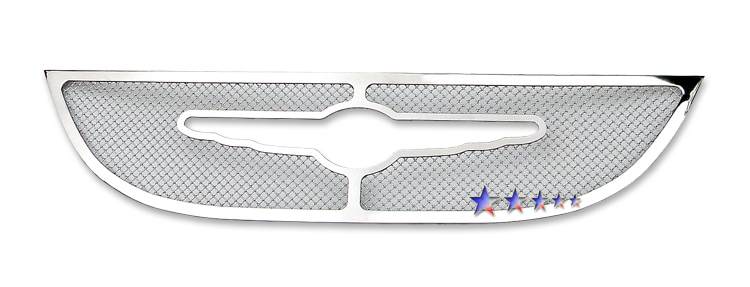 Mesh Grille 2001-2004 Chrysler Town & Country  Main Upper Chrome