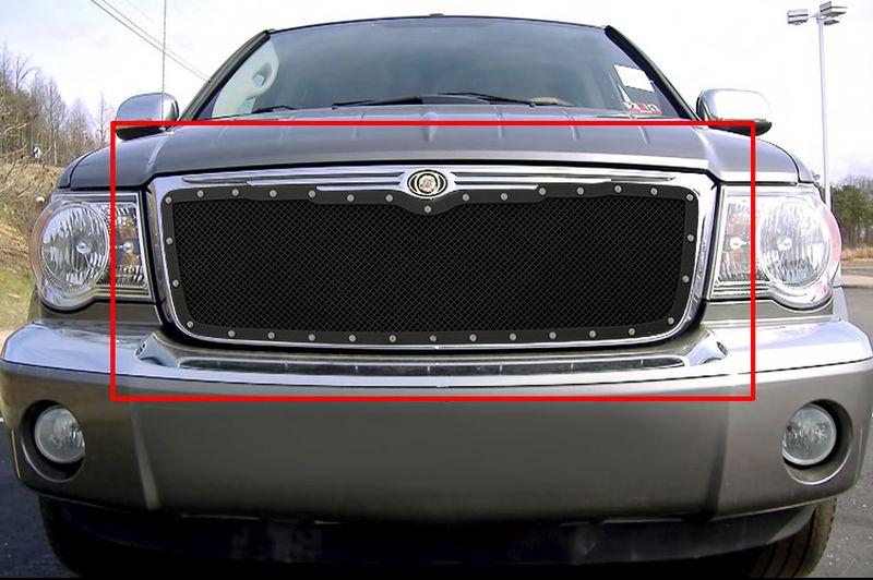 GR18LFE27H 1.8mm Wire Mesh Rivet Style Grille 2007-2009 Chrysler Aspen