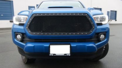 GR20LFC58H 1.8mm Wire Mesh Rivet Style Grille 2016-2017 Toyota Tacoma