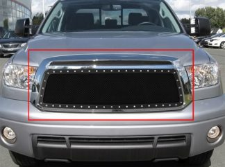 GR20LFG55H 1.8mm Wire Mesh Rivet Style Grille 2010-2013 Toyota Tundra