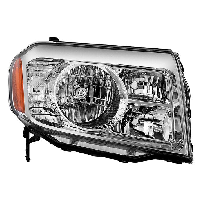 ( OE ) Honda Pilot 2009-2011 Passenger Side Headlight -OEM Right