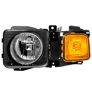( OE ) Hummer H3 06-10 / Hummer H3T 09-10 Driver Side Headlight -OEM Left