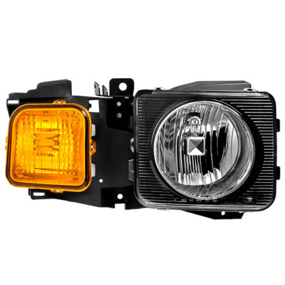( OE ) Hummer H3 06-10 / Hummer H3T 09-10 Passenger Side Headlight -OEM Right