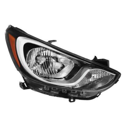 ( OE ) Hyundai Accent 12-14 Driver Side Headlights - OEM Left
