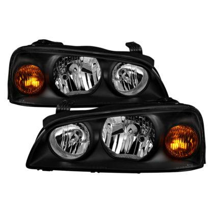 ( OE ) Hyundai Elantra 04-06 Crystal Headlights - OEM