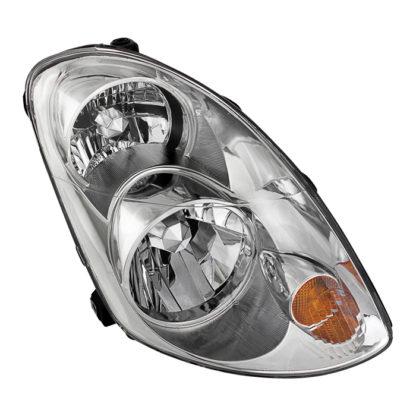 ( OE ) Infiniti G35 05-06 Sedan Crystal Headlights - Xenon/HID Model Only ( Not Compatible With Halogen Model ) Passenger Side Headlight -OEM Right