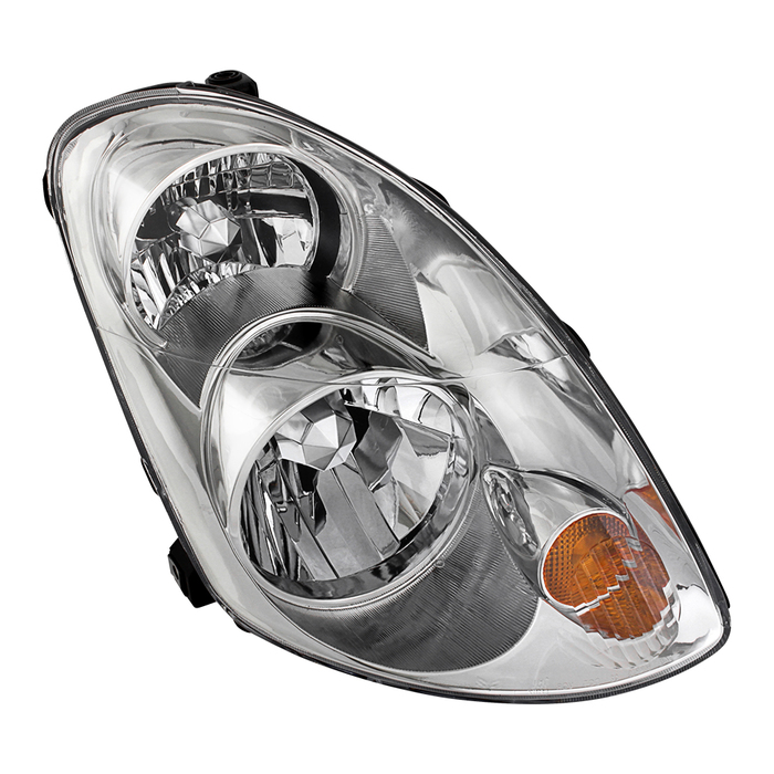 ( OE ) Infiniti G35 05-06 Sedan Crystal Headlights - Xenon/HID Model Only ( Not Compatible With Halogen Model ) Passenger Side Headlight -OEM Right