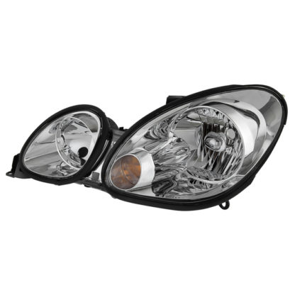 ( OE ) Lexus GS300/GS400/GS430 98-05 Halogen Only ( don't fit HID model ) Crystal Headlights - Left