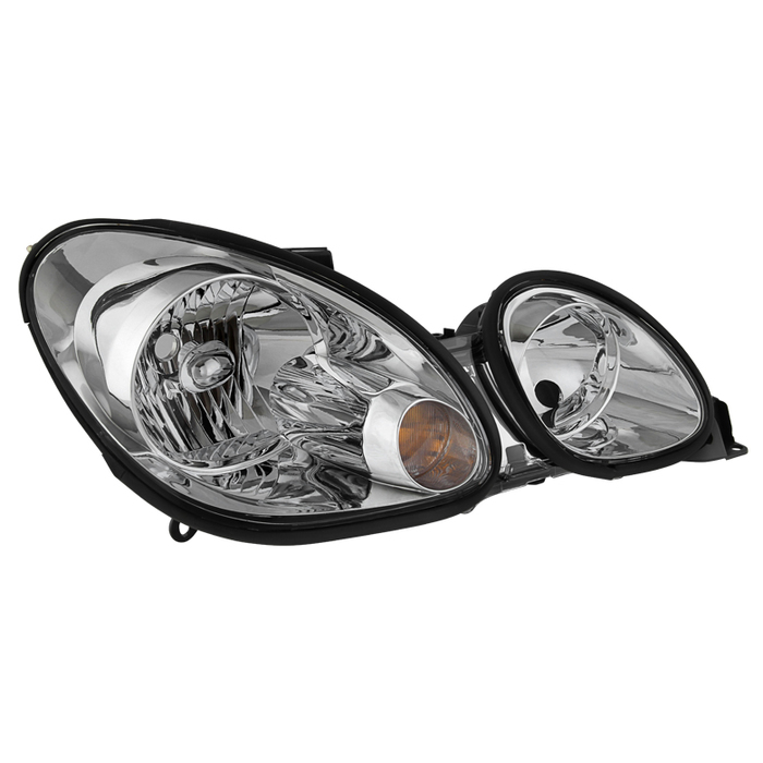 ( OE ) Lexus GS300/GS400/GS430 98-05 Halogen Only ( don't fit HID model ) Crystal Headlights - Right