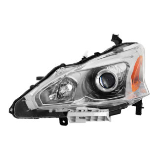 ( OE ) Nissan Altima 13-15 4Dr Driver Side Headlights – OEM Left