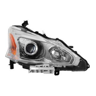 ( OE ) Nissan Altima 13-15 4Dr Passenger Side Headlights – OEM Right
