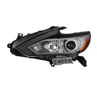 ( OE ) Nissan Altima 16-18 4Dr Driver Side Halogen Headlight – OEM Left