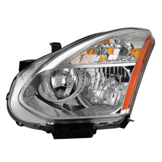 ( OE ) Nissan Rogue 08-14 Halogen Model Only ( Don't Fit HID  models ) Driver Side Headlight -OEM Left