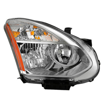 ( OE ) Nissan Rogue 08-14 Halogen Model Only ( Don't Fit HID models ) Passenger Side Headlight -OEM Right