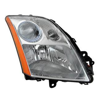 ( OE ) Nissan Sentra 07-09 L4 2.0L Only Passenger Side Headlight -OEM Right
