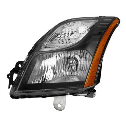 ( OE ) Nissan Sentra 2010-2012 SE-R & SR Model Only Driver Side Headlight -OEM Black Left
