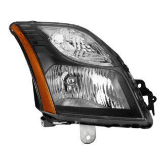 ( OE ) Nissan Sentra 2010-2012 SE-R & SR Model Only Passenger Side Headlight -OEM Black Right