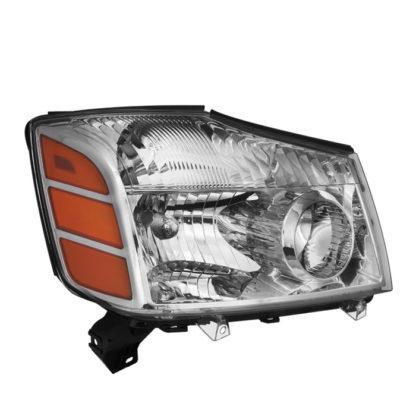 ( OE ) Nissan Titan 04-15 (04-07 OE Style ) / Armada 04-07 OEM Head Light - Right