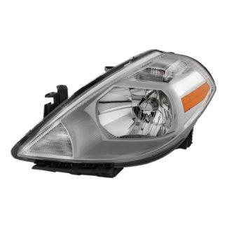 ( OE ) Nissan Versa 07-12 Driver Side Headlights -OEM Left