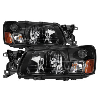 ( OE ) Subaru Forester 2003-2004 OEM Style Headlights - OEM
