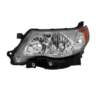 ( OE ) Subaru Forester 2009-2013 Halogen Only ( Don't Fit HID models ) Driver Side Headlight -OEM Left