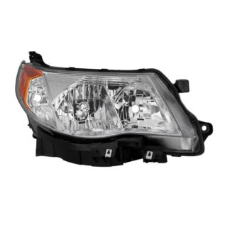 ( OE ) Subaru Forester 2009-2013 Halogen Only ( Don't Fit HID models ) Passenger Side Headlight -OEM Right