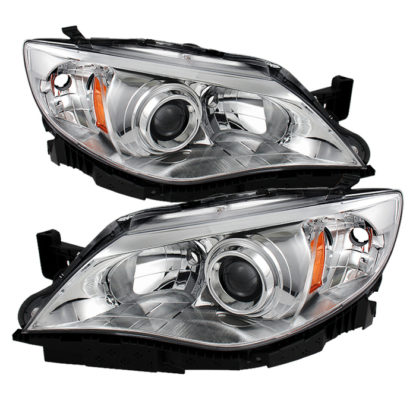 ( OE ) Subaru Impreza WRX 08-14 / Outback Sport 08-11 Halogen Models Only (Bulbs Not Included) Headlights - Chrome