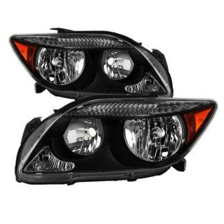 ( OE ) Scion tC 2005-2007 OEM Style Headlights - OEM