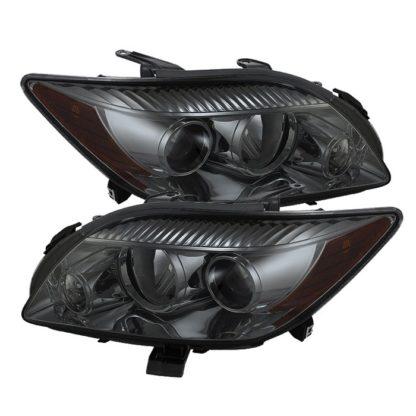 ( xTune ) Scion TC 08-10 Crystal Headlights - Smoke