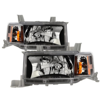 ( xTune ) Scion xB 04-06 OEM Style Headlights - Black