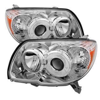 ( OE ) Toyota 4Runner 06-09 Crystal Headlights - Chrome